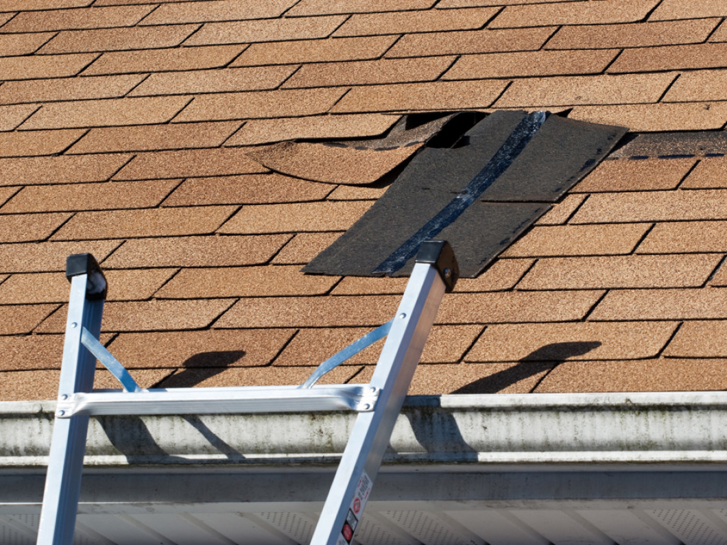 HOME ROOFING REPAIR & REPLACEMENT